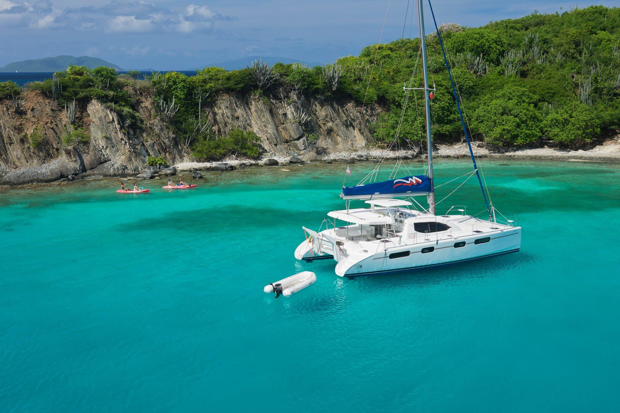 Bahamas Catamarans Rentals