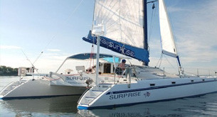 Sailing Charters Bahamas