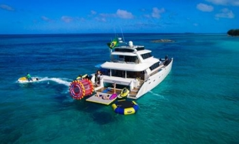 luxury yacht rental bahamas